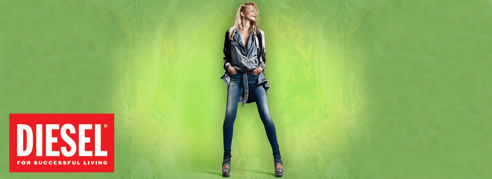 Diesel jeans kläder mode motala