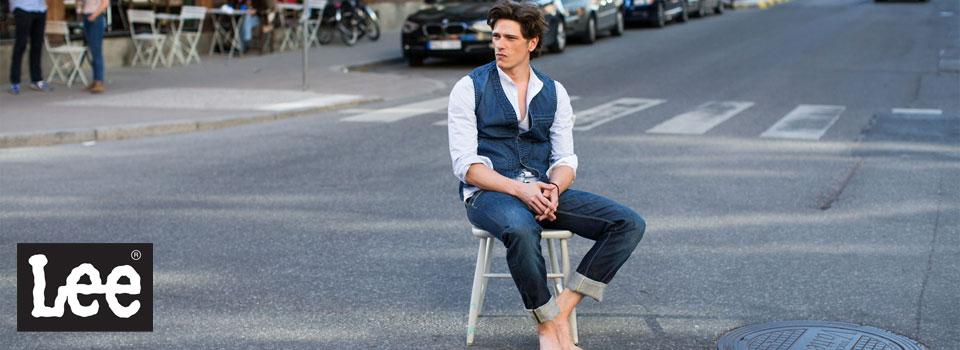 Lee jeans - kläder och mode i motala